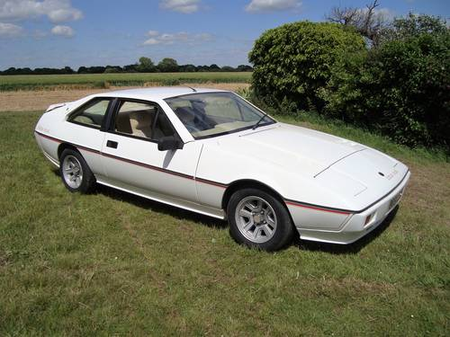 1984 Lotus Excel Coupe For Sale (picture 1 of 6)