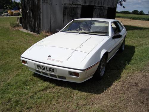 1984 Lotus Excel Coupe For Sale (picture 2 of 6)