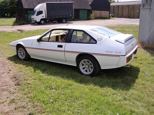 1984 Lotus Excel Coupe For Sale (picture 3 of 6)
