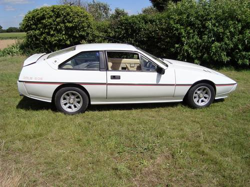 1984 Lotus Excel Coupe For Sale (picture 4 of 6)