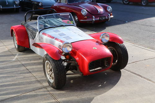 1965 Lotus Seven S2 # 21901 For Sale (picture 1 of 6)