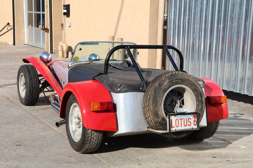 1965 Lotus Seven S2 # 21901 For Sale (picture 4 of 6)