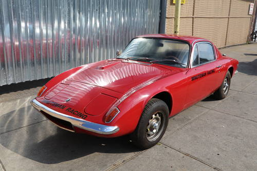 1969 Lotus Elan Plus 2 Coupe # 21899 For Sale (picture 1 of 6)