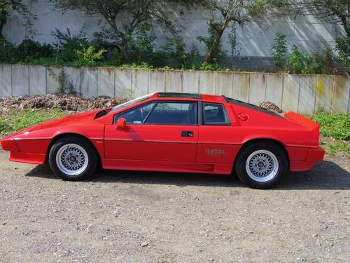 1986 Lotus Esprit Turbo in Berlin for sale! For Sale (picture 1 of 6)