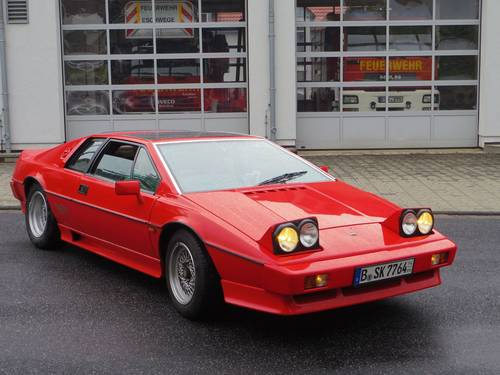 1986 Lotus Esprit Turbo in Berlin for sale! For Sale (picture 3 of 6)