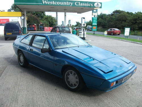 1989 Lotus Eclat Excel 180 SOLD (picture 2 of 6)