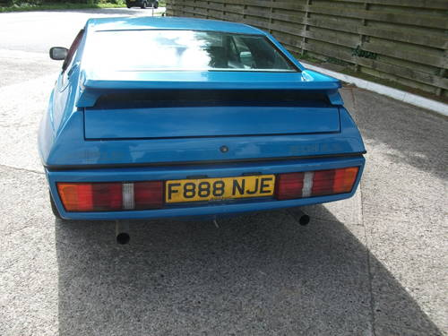 1989 Lotus Eclat Excel 180 SOLD (picture 6 of 6)