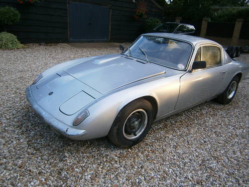 1970 LOTUS ELAN +2 S '70 BEEN ***SOLD DEPOSIT TAKEN*** For Sale (picture 6 of 6)
