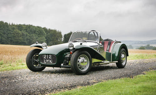 1961 Lotus Seven S2 **SOLD** For Sale (picture 1 of 6)