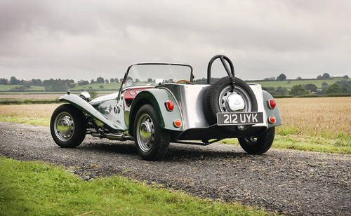 1961 Lotus Seven S2 **SOLD** For Sale (picture 2 of 6)
