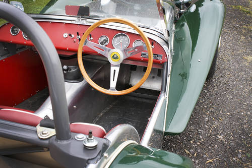 1961 Lotus Seven S2 **SOLD** For Sale (picture 3 of 6)