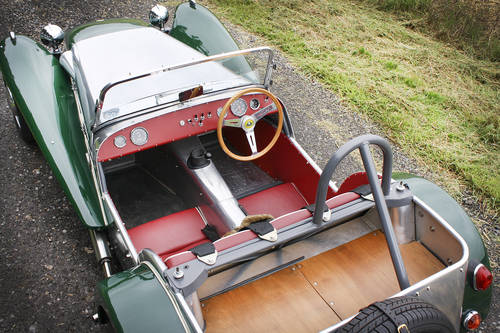 1961 Lotus Seven S2 **SOLD** For Sale (picture 4 of 6)