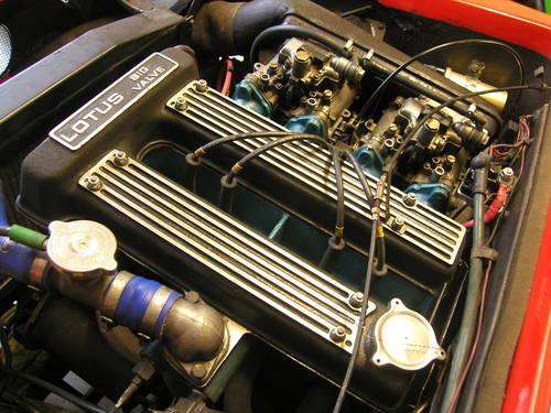 1971 Lotus Elan Sprint SOLD (picture 3 of 6)