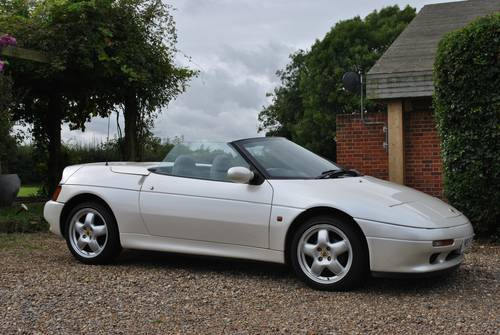 1995 Elan M100 S2 Turbo SOLD (picture 1 of 6)