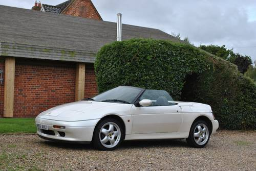 1995 Elan M100 S2 Turbo SOLD (picture 5 of 6)