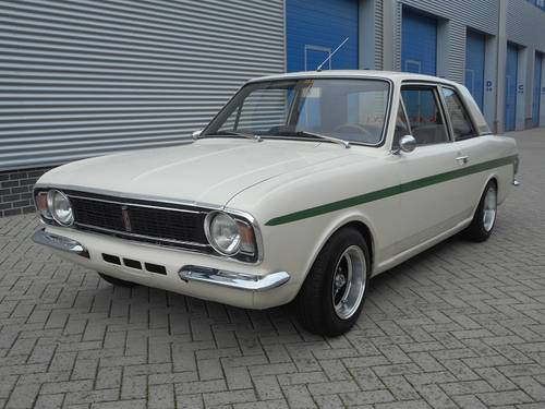 1968 FORD LOTUS CORTINA MK2 For Sale (picture 1 of 6)