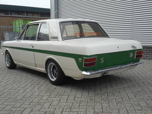 1968 FORD LOTUS CORTINA MK2 For Sale (picture 2 of 6)