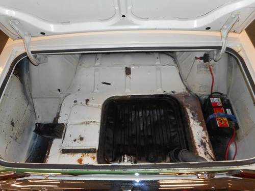 1968 FORD LOTUS CORTINA MK2 For Sale (picture 6 of 6)