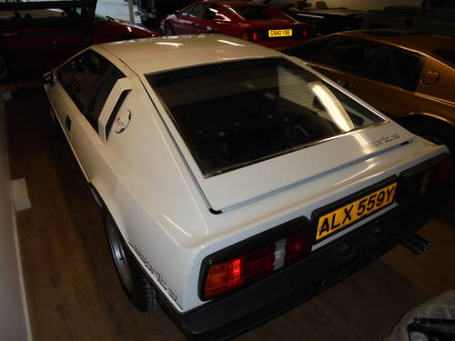 1982 Lotus Esprit S3 ** 23K MILES *ONLY 2 FORMER KEEPERS *DR For Sale (picture 3 of 6)