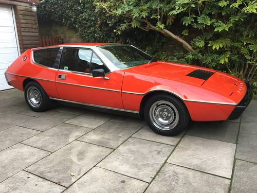 1979 Lotus Elite 504, 24,000miles 2 owners, Original & Immaculate SOLD (picture 1 of 6)