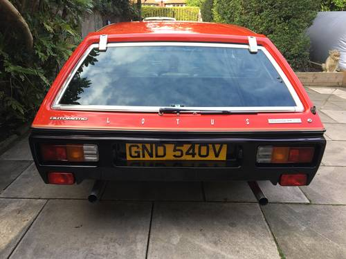 1979 Lotus Elite 504, 24,000miles 2 owners, Original & Immaculate SOLD (picture 4 of 6)