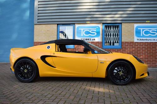 2499 Lotus Elise S3 Club Racer 16V 6-Speed with A/C SOLD (picture 3 of 6)