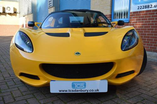2499 Lotus Elise S3 Club Racer 16V 6-Speed with A/C SOLD (picture 4 of 6)