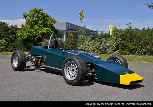 LOTUS FF TYPE 61 MONOPLACE (FORD KENT CROSSFLOW 1600) 1969 SOLD (picture 1 of 6)