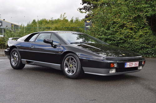 1989 LOTUS ESPRIT TURBO SE S3 ID17028 For Sale (picture 1 of 6)