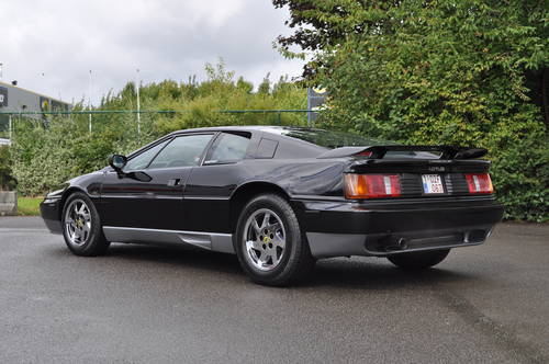 1989 LOTUS ESPRIT TURBO SE S3 ID17028 For Sale (picture 2 of 6)
