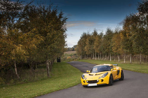 2004 LOTUS EXIGE SERIES 2 SOLD (picture 1 of 6)