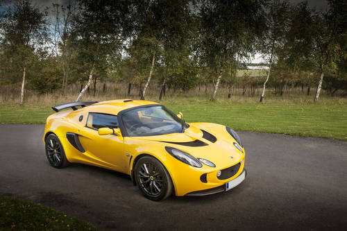 2004 LOTUS EXIGE SERIES 2 SOLD (picture 2 of 6)