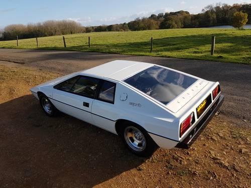 1978 Lotus Esprit Series 1 For Sale