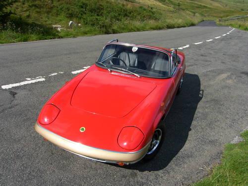 1971 Lotus Elan Sprint SOLD (picture 5 of 6)