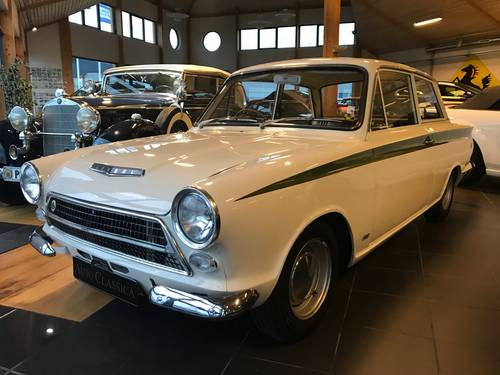 1963 Lotus Cortina For Sale | Car And Classic