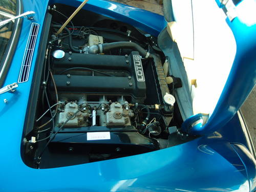 1969 Lotus Elan S4 Coupe (SE Spec) For Sale (picture 3 of 6)