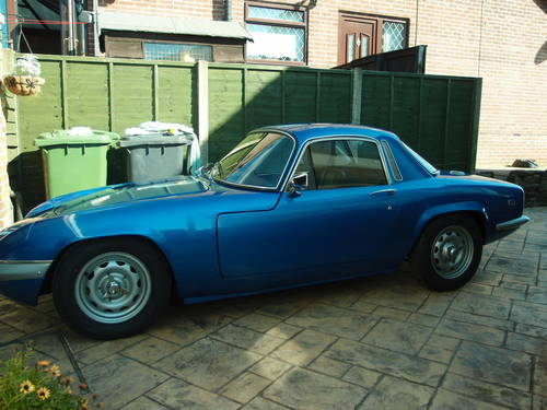 1969 Lotus Elan S4 Coupe (SE Spec) For Sale (picture 6 of 6)