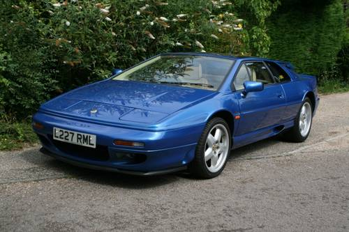 1994 Lotus Esprit S4 SOLD (picture 1 of 6)