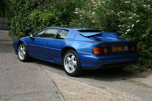 1994 Lotus Esprit S4 SOLD (picture 3 of 6)