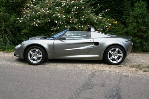 1997 Lotus Elise S1 SOLD (picture 2 of 6)