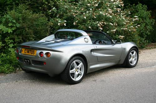 1997 Lotus Elise S1 SOLD (picture 5 of 6)