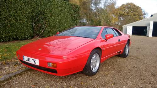 1989 Lotus Esprit X180 For Sale (picture 1 of 6)
