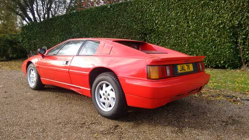 1989 Lotus Esprit X180 For Sale (picture 4 of 6)