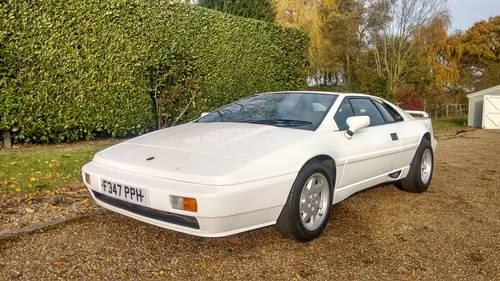 1988 Lotus Esprit X180 For Sale (picture 1 of 6)