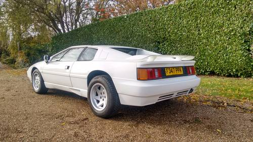 1988 Lotus Esprit X180 For Sale (picture 4 of 6)
