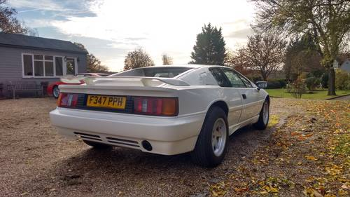 1988 Lotus Esprit X180 For Sale (picture 6 of 6)