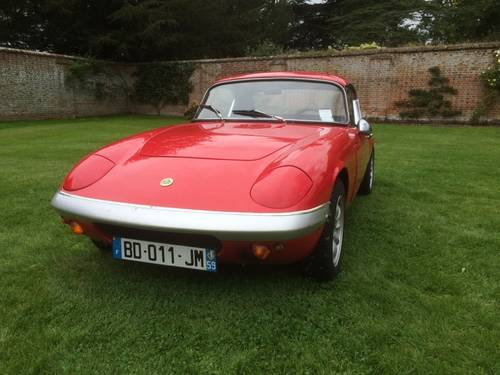 Lotus Elan S2 1964 For Sale (picture 1 of 6)