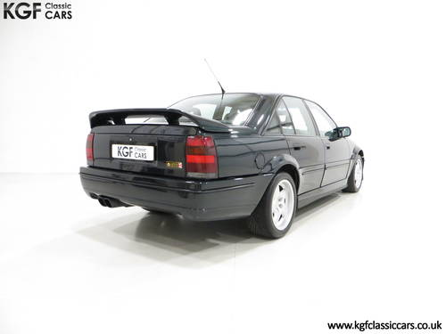 1991 An Original and Iconic Lotus Omega/Carlton with 39,558 Miles SOLD (picture 5 of 6)