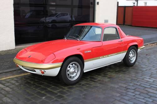 1971 Lotus ELAN SPRINT BIG VALVE 2dr SOLD (picture 1 of 6)