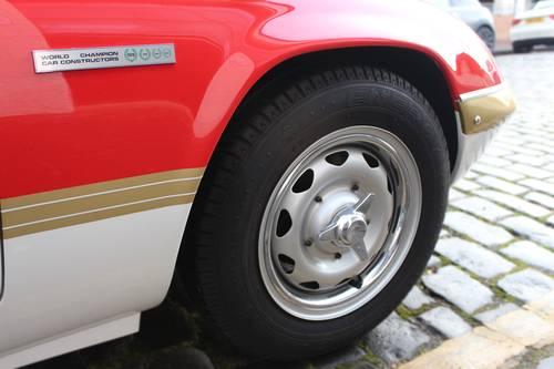 1971 Lotus ELAN SPRINT BIG VALVE 2dr SOLD (picture 2 of 6)